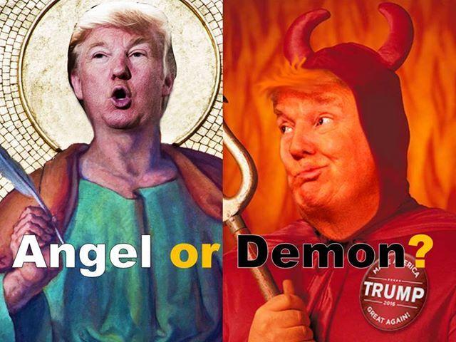 Donald Trump Love Him or Loathe Him?
