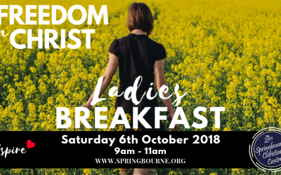 Ladies Breakfast – Freedom In Christ