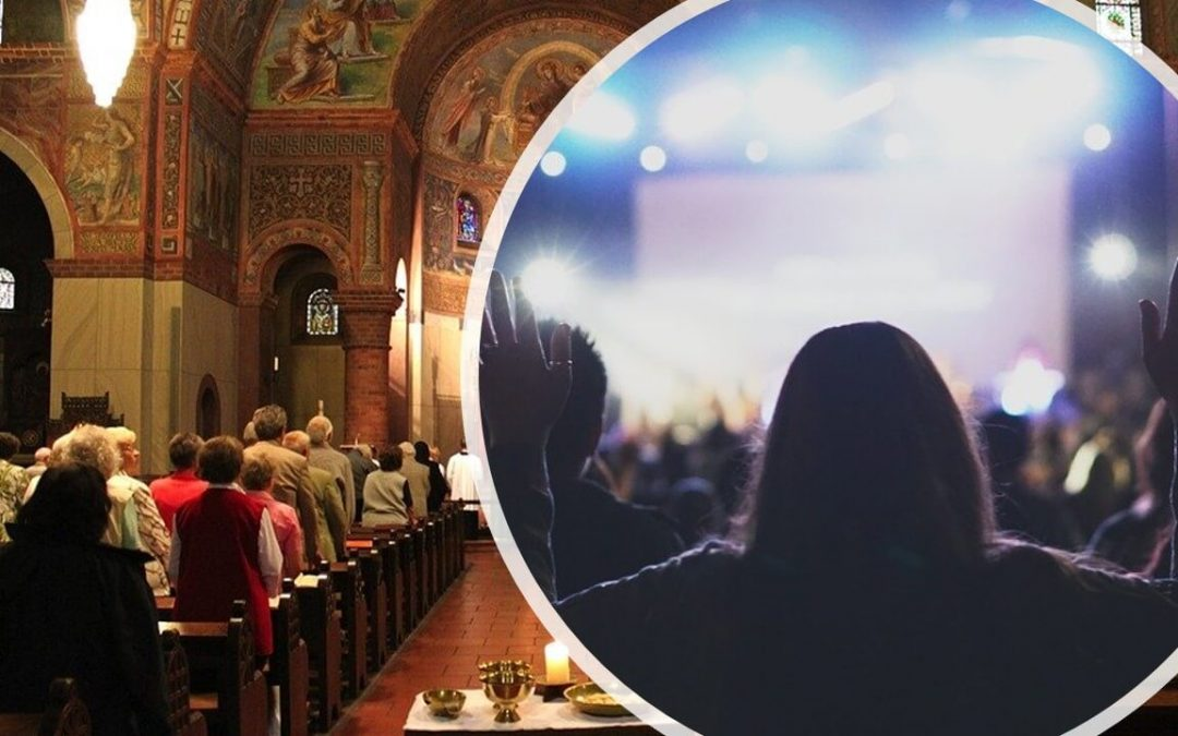 Do religion & tradition have a place in today's church?